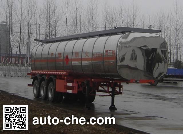 Xingyang XYZ9402GRYA flammable liquid tank trailer