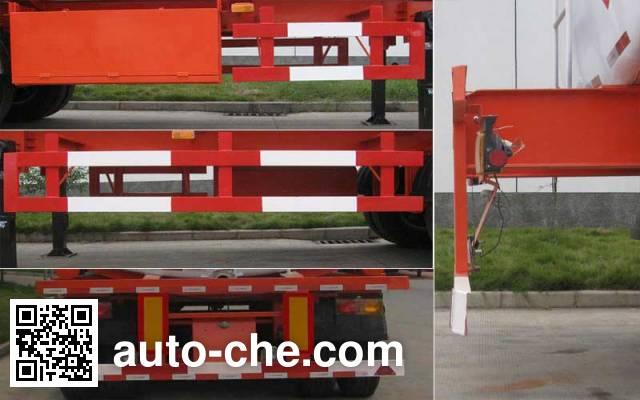 Xingyang XYZ9403GHY chemical liquid tank trailer