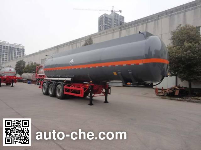 Xingyang XYZ9404GFW corrosive materials transport tank trailer