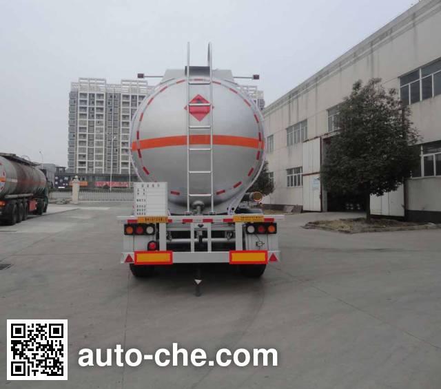 Xingyang XYZ9404GRYA flammable liquid tank trailer
