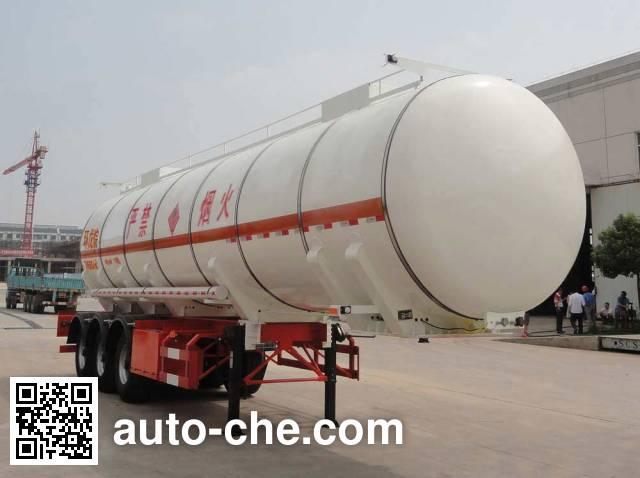 Xingyang XYZ9405GRYBD flammable liquid tank trailer
