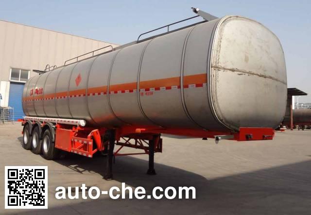 Xingyang XYZ9407GRYD flammable liquid tank trailer