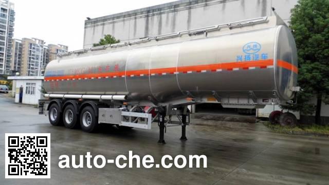 Xingyang XYZ9409GGY liquid supply tank trailer