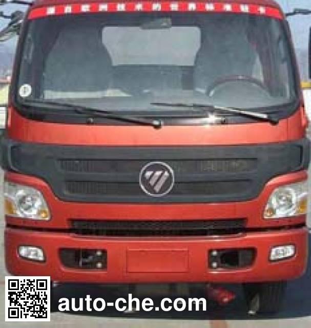 中昌牌XZC5099TQP4气瓶运输车