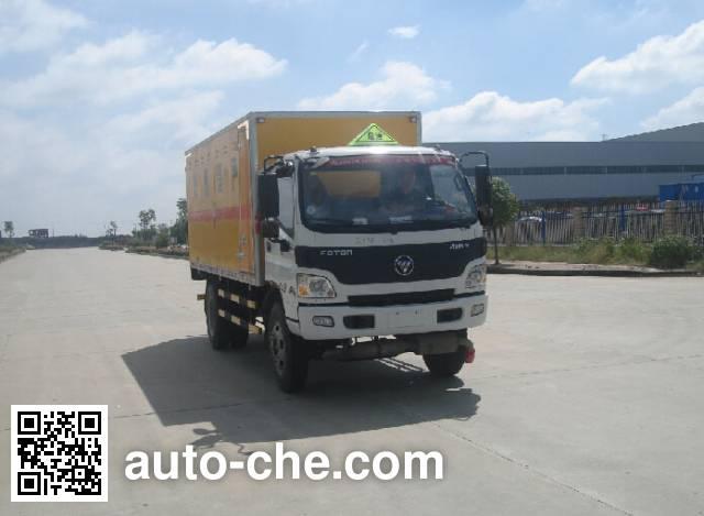 Zhongchang XZC5129XQY4 explosives transport truck