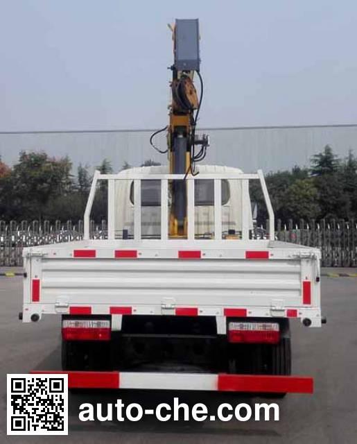 XCMG XZJ5040JSQD4 truck mounted loader crane