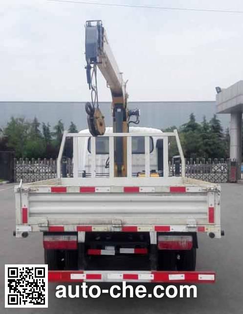 徐工牌XZJ5040JSQD5随车起重运输车