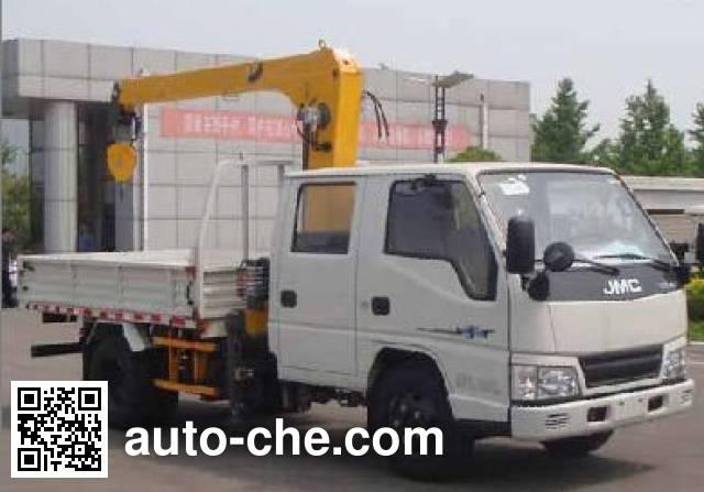 XCMG XZJ5043JSQL4 truck mounted loader crane