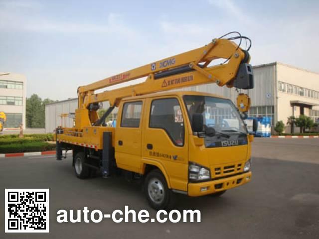 XCMG XZJ5063JGKQ5 aerial work platform truck