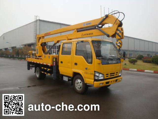 XCMG XZJ5068JGKQ4 aerial work platform truck