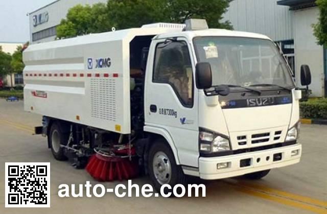 徐工牌XZJ5070TXSQ5洗扫车