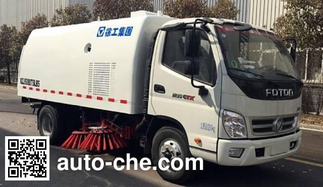 XCMG XZJ5080TSLB5 street sweeper truck