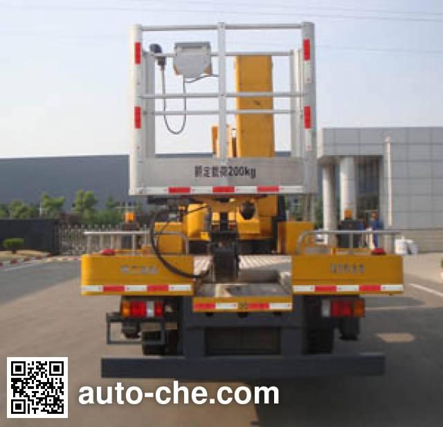 XCMG XZJ5091JGKQ5 aerial work platform truck