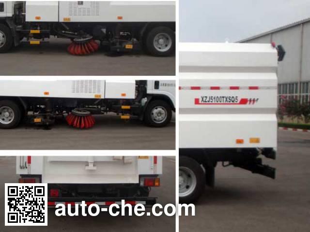 XCMG XZJ5100TXSQ5 street sweeper truck