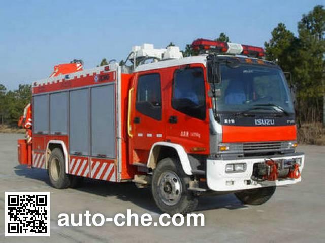 XCMG XZJ5140TXFJY230 fire rescue vehicle
