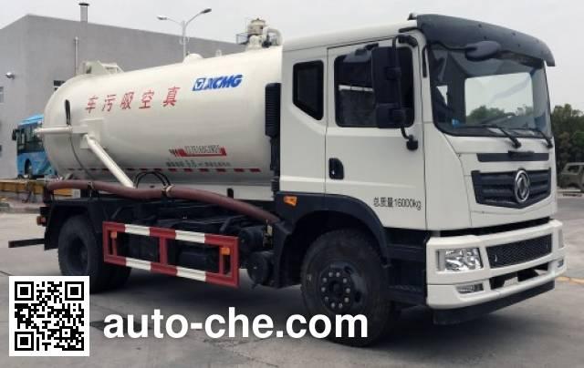 XCMG XZJ5160GXWD5 sewage suction truck