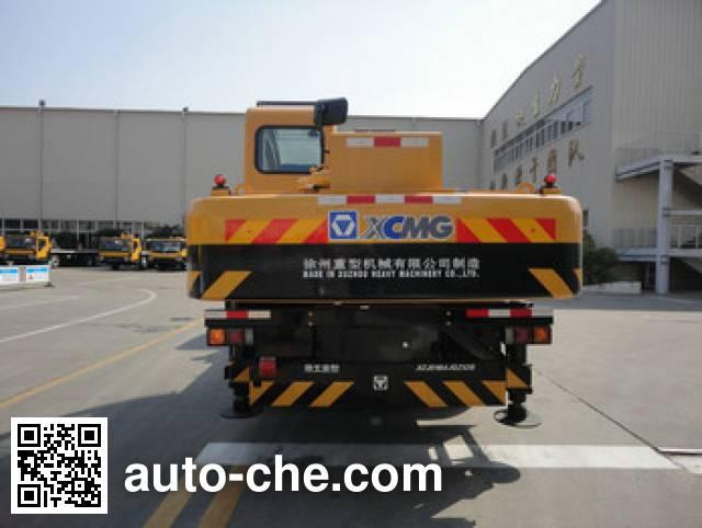 XCMG XZJ5161JQZ12B truck crane