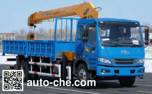 徐工牌XZJ5160JSQJ4随车起重运输车