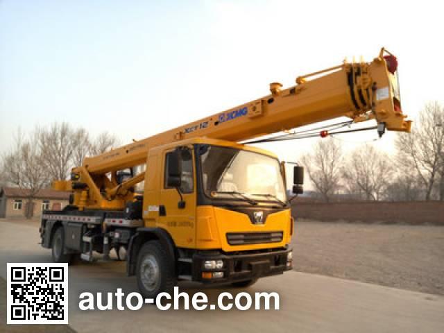XCMG XZJ5168JQZ12 truck crane