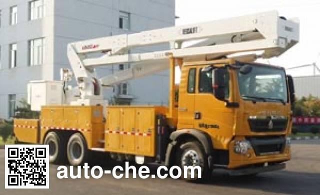 XCMG XZJ5170JGKZ5 aerial work platform truck