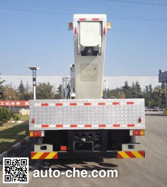 XCMG XZJ5240JGKQ5 aerial work platform truck