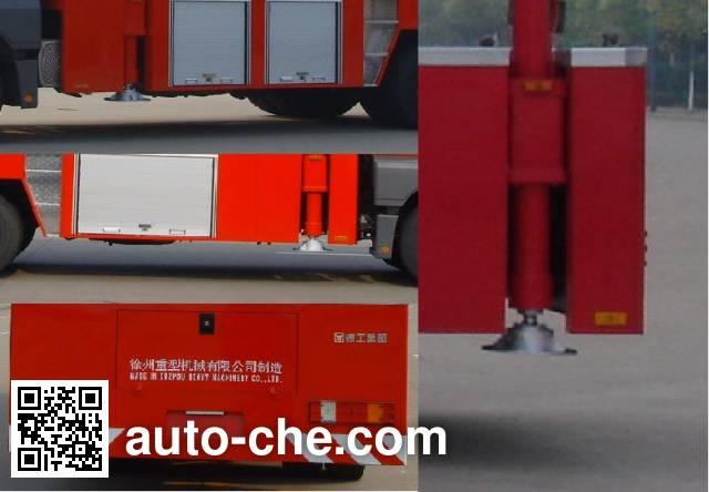 XCMG XZJ5242JXFDG32B aerial platform fire truck