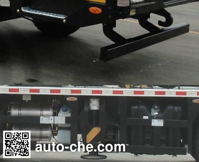 XCMG XZJ5244JQZ16T truck crane
