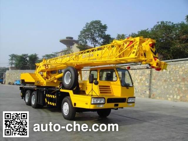 Haihong XZJ5245JQZ16D truck crane