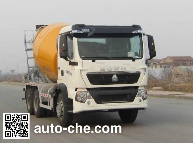 XCMG XZJ5250GJBAM concrete mixer truck