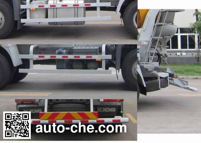 徐工牌XZJ5250GJBB1混凝土搅拌运输车