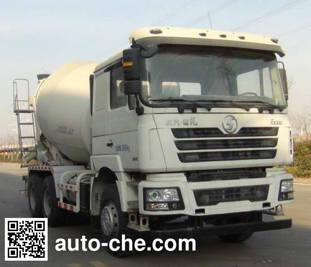 XCMG XZJ5250GJBB2 concrete mixer truck