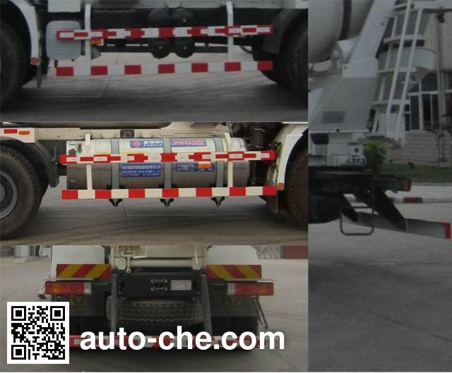 XCMG XZJ5250GJBB2L concrete mixer truck