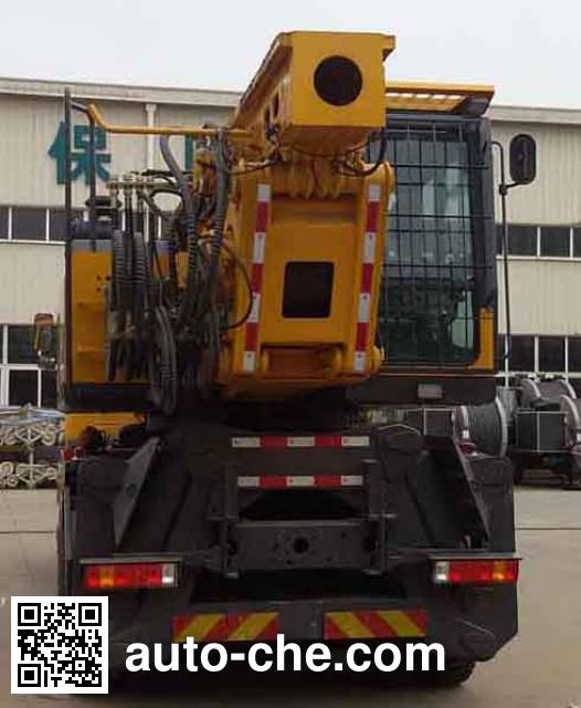 XCMG XZJ5250TZJ drilling rig vehicle