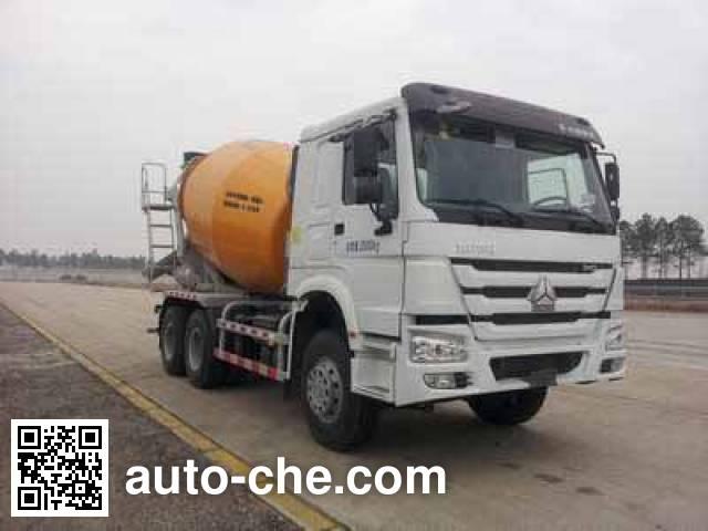 徐工牌XZJ5253GJBA1混凝土搅拌运输车