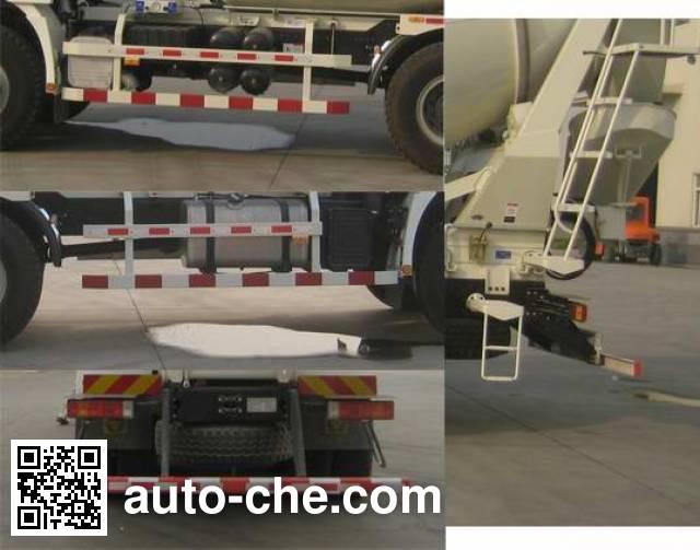 XCMG XZJ5250GJBA2 concrete mixer truck