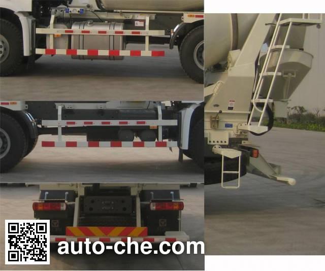XCMG XZJ5250GJBA1 concrete mixer truck