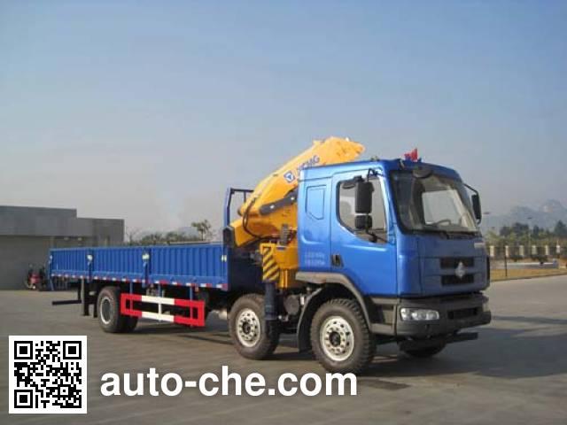XCMG XZJ5253JSQD5 truck mounted loader crane