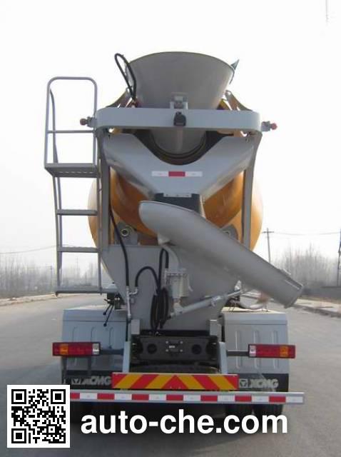 XCMG XZJ5257GJBAM concrete mixer truck