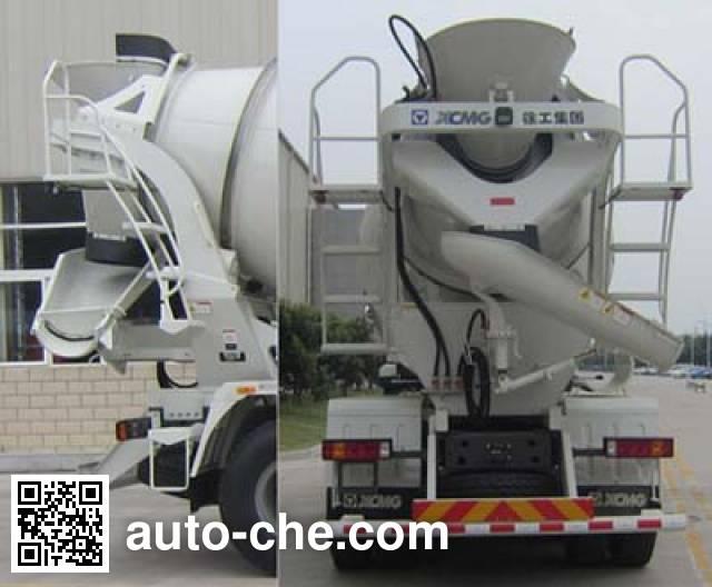 徐工牌XZJ5256GJBAM混凝土搅拌运输车