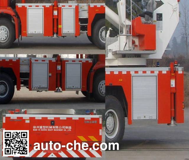 XCMG XZJ5262JXFDG32/C1 aerial platform fire truck
