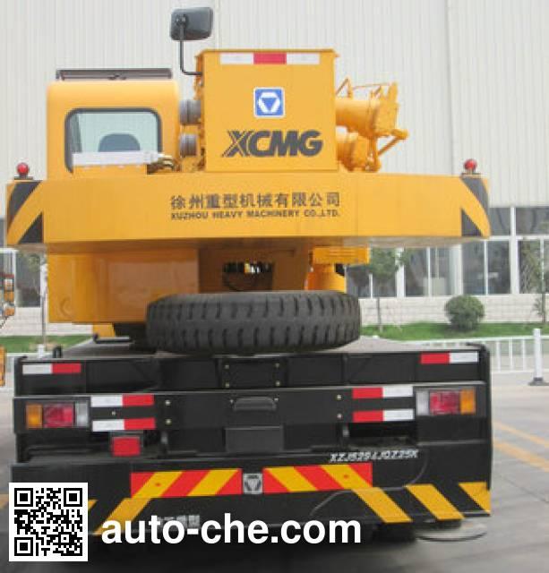 XCMG XZJ5294JQZ25K truck crane