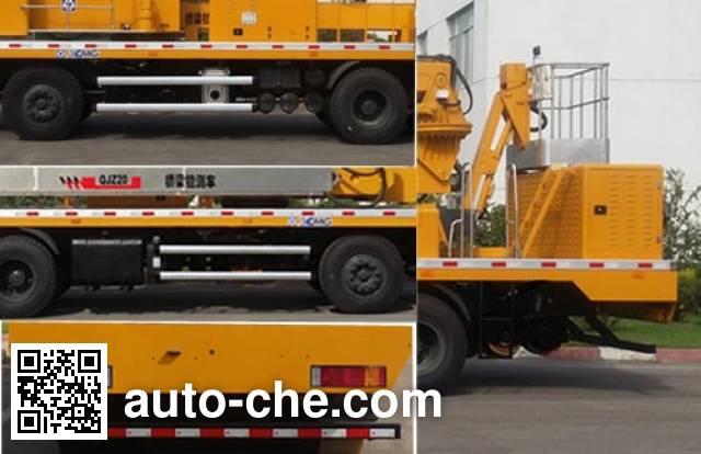 XCMG XZJ5300JQJD5 bridge inspection vehicle