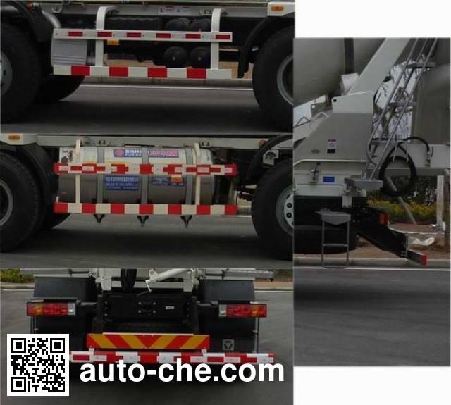 XCMG XZJ5310GJBB2L concrete mixer truck