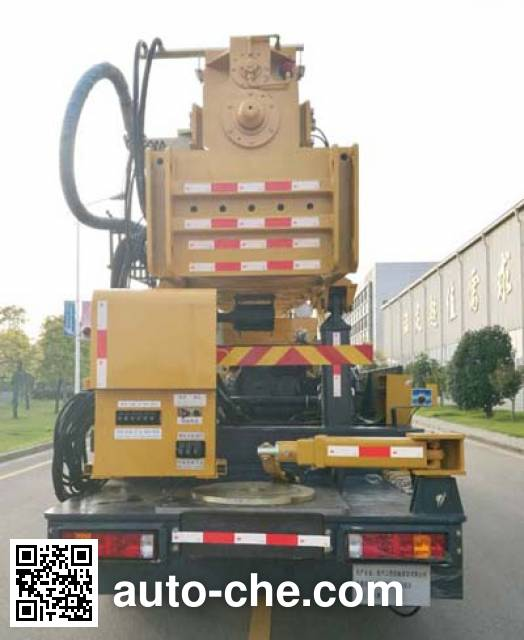XCMG XZJ5310TZJ drilling rig vehicle