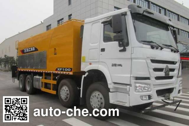 XCMG XZJ5311TFC slurry seal coating truck