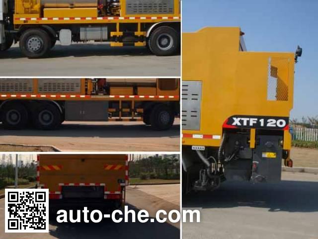 XCMG XZJ5311TFCTB synchronous chip sealer truck