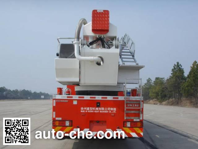 XCMG XZJ5312JXFDG34/C1 aerial platform fire truck