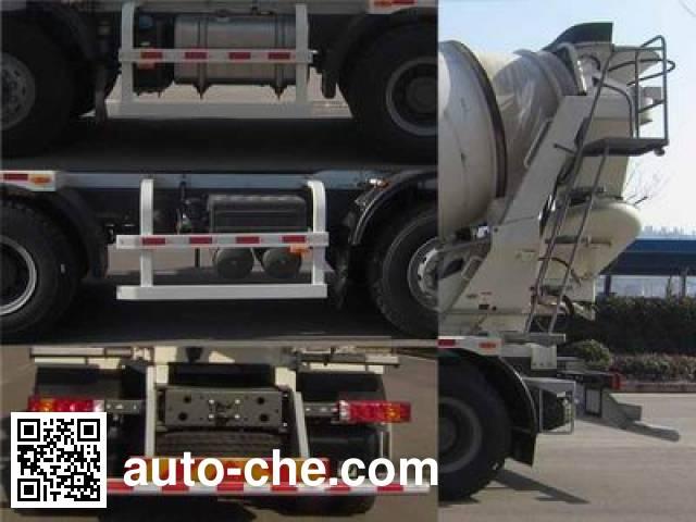 徐工牌XZJ5315GJBAM混凝土搅拌运输车