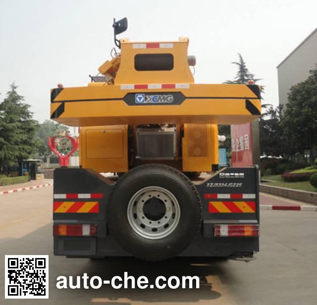 XCMG XZJ5334JQZ25 truck crane