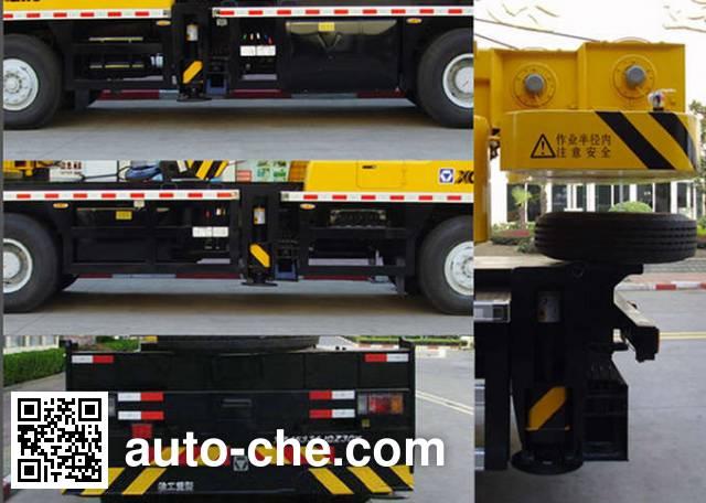 XCMG XZJ5334JQZ30K truck crane